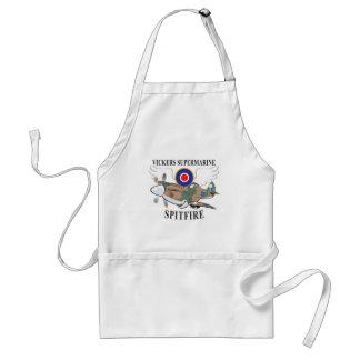 long nose spitfire standard apron