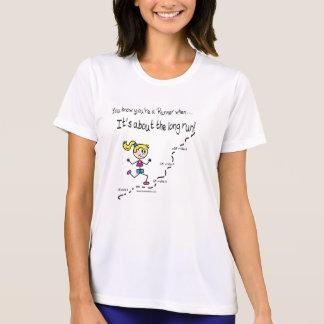 Long Run Ladies T T-Shirt
