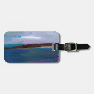 Long Sands Luggage Tag