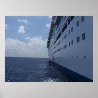 Long Ship Poster