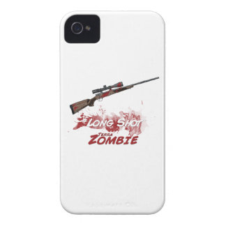Long Shot iPhone 4 Case-Mate Cases