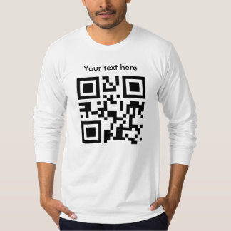 Long Sleeve, fitted (custom text) T-shirts