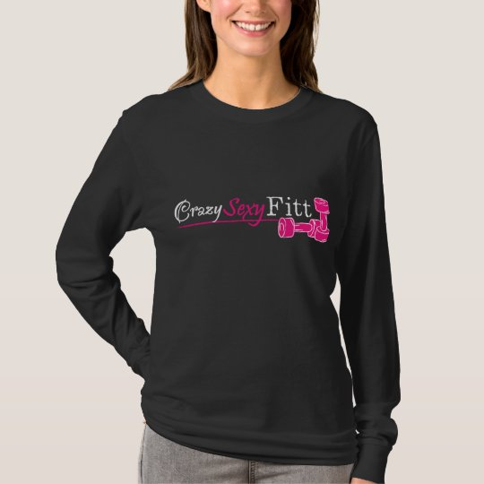 Long sleeve fitted (womens) T-Shirt