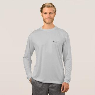 Long Sleeve Silver-Grey DEAF GUY shirt