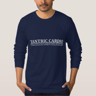 Long Sleeve Tantric Cardio T-Shirt