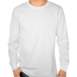Long Sleeve Thick White T's Tees