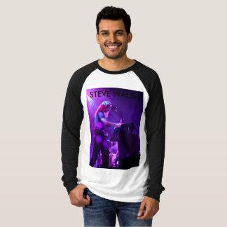 Long Sleeved Steve in Concert T-Shirt