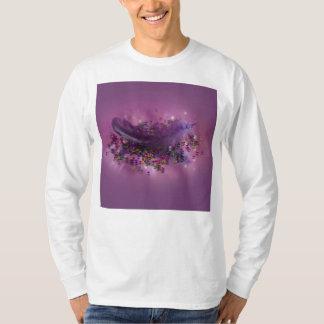 Long Sleeved T-Shirt - Purple Fairys Feather