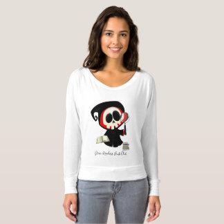 Long Sleeved T-Shirt with Reader
