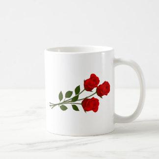 Long Stemmed Roses Coffee Mug