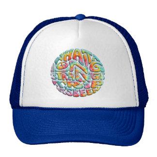 Long, Strange Trip Mesh Hats