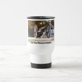 Long Street Memorial Gettysburg Stainless Steel Travel Mug