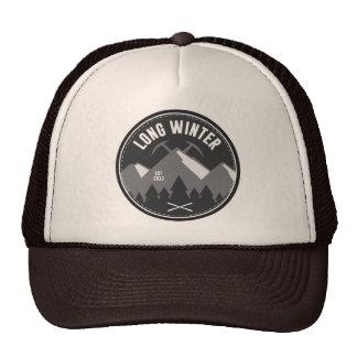 Long Winter Logo Hat