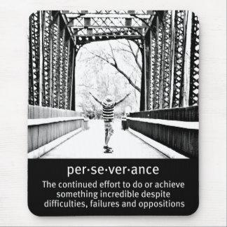 Longboard Perseverance Mouse Pad