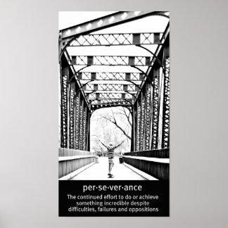 Longboard Perseverance Posters