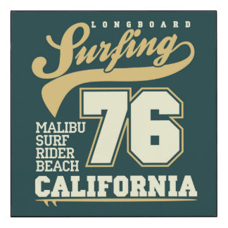 Longboard Surfing | California 76