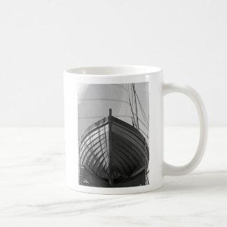 Longboat Basic White Mug