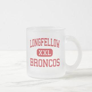 Longfellow - Broncos - Middle - Hill City Kansas Coffee Mugs