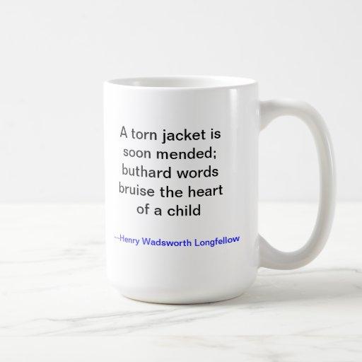 Longfellow Childrens Mug