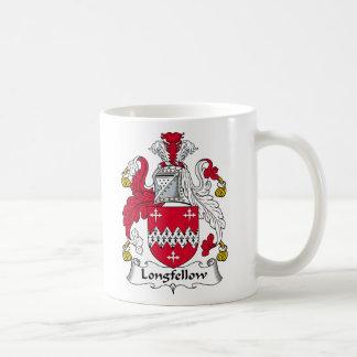 Longfellow Family Crest Mug