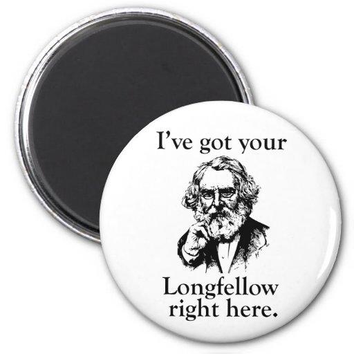 Longfellow Magnets