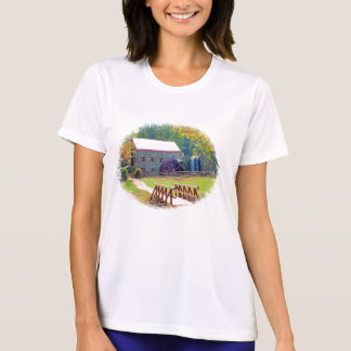 LONGFELLOW'S WAYSIDE GRIST MILL TSHIRTS