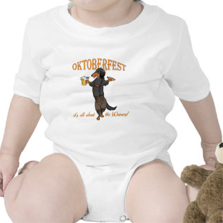 Longhaired Black and Tan T-shirt