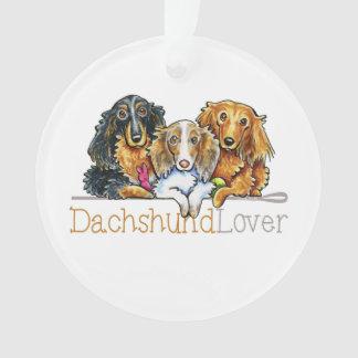Longhaired Dachshund Lover