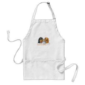 Longhaired Dachshund Lover Aprons