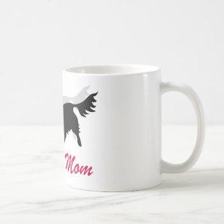 Longhaired Dachshund Mom Mugs