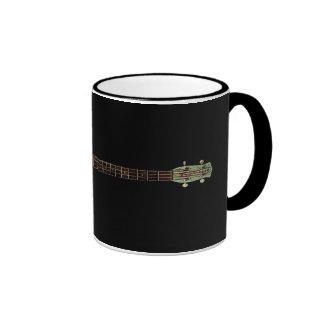 Longhorn Bass Mug