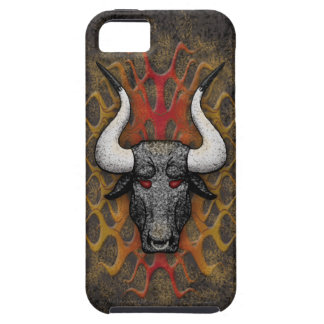 Longhorn Diablo iPhone 5/5S Barely There Case iPhone 5 Covers