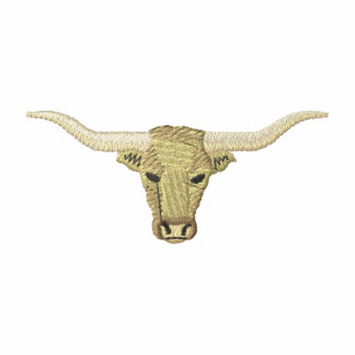 Longhorn Embroidered Shirt