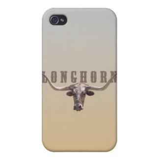 Longhorn iPhone4 Light Case iPhone 4 Cases
