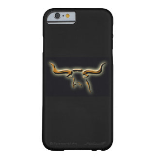 Longhorn Simple iPhone 6 Barely There Case Barely There iPhone 6 Case