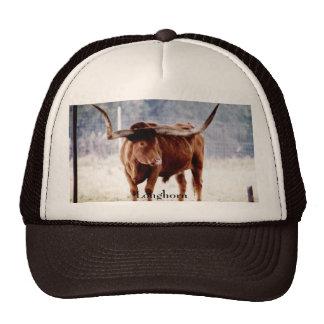 Longhorn Truckers Cap