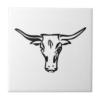 Longhorns Tile