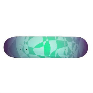 Longing for Green Skate Board