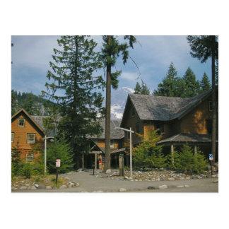 Longmire Inn at Mt. Rainier Post Cards