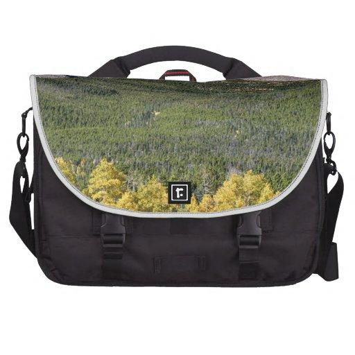 Longs Peak a Colorado Playground Commuter Bag