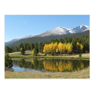 Longs Peak Postcard