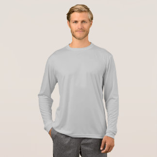 Longsleeve Gray Turtle T-shirt