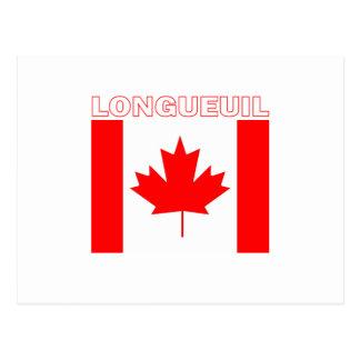 Longueuil Quebec Postcard