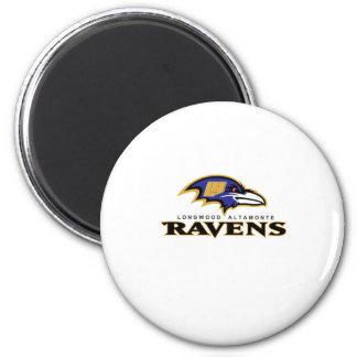 Longwood Altamonte Ravens Team Store 6 Cm Round Magnet