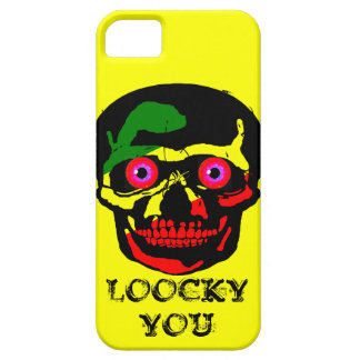 LOOCKY AFRO CASE FOR THE iPhone 5