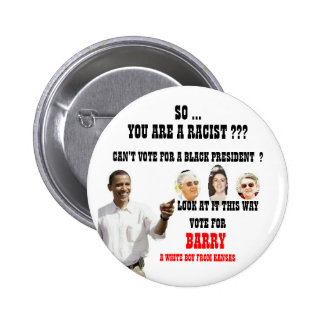 look at it this way 6 cm round badge