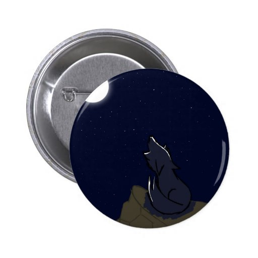 Look Forth to the Moon Button