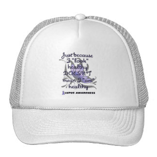 """""""Look"""" healthy/Butterfly...Lupus Cap"""