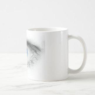 Look in my Eyes Coffee Mugs