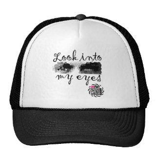 Look Into My Eyes - Augmented Reality Fashions Cap